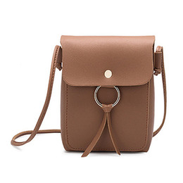$enCountryForm.capitalKeyWord NZ - Genuine Handbags Handbags Women Bags Designer Women's Handbag New Collection Fringed Pu Small Square Package