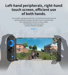 ipega controller joystick NZ - IPEGA Wireless Game Controller PG-9021 Bluetooth Gamepad Mobile Phone Joystick Game Console For Huawei Xiaomi TV BOX Gaming Controller