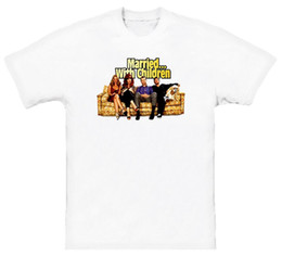 Married With Children Funny T Shirt