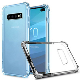 thinnest note case Australia - Clear Silicone Shockproof Phone Case For Samsung Galaxy Note 10 Pro 9 8 S10 E S9 S8 Plus A10 A20 A30 A40 A50 A60 A70 Ultra Thin Back Cover