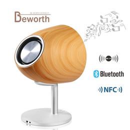 $enCountryForm.capitalKeyWord Australia - NFC 20W Wireless Bluetooth Speaker Wooden Portable Audio HiFi Home Theatre Sound Stereo Music Subwoofer Interconnected Speakers