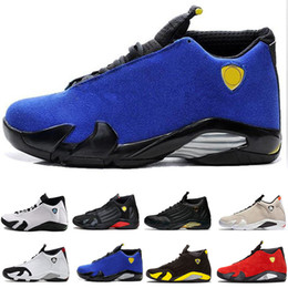 $enCountryForm.capitalKeyWord Australia - Shoes 14 14s Basketball Shoes Last Shot Desert Sand Bred Black Toe Red Car Black Yellow Mens Women Trainers Cheap Price 40-47