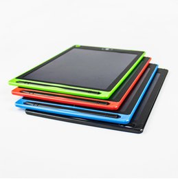 leaf note pad UK - 8.5 inch LCD Writing Tablet Touch Pad Office Memo Board Magnetic Fridge Message with Ultra Bright Upgraded Stylus