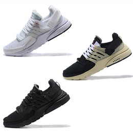 Chinese  2019 ACE 3 color shoelace off ACRONYM Mid Presto 2.0 Men Women Running Shoes Triple black white Green Sports brand Sneakers 36-45 manufacturers