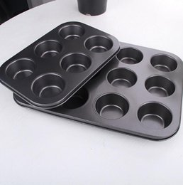 Cupcakes Forms Australia - Cake Mold For Muffin Cup Pan Baking Dish Cupcake Molds Bread Bakeware Form Baking Molds Mould Cake Tool H113
