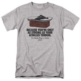 """Chinese  Impractical Jokers """"Brick Flop"""" T-ShirtFunny free shipping Unisex Casual Tshirt manufacturers"""