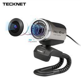 $enCountryForm.capitalKeyWord Australia - TeckNet 1080P HD Webcam with Built-in Noise-cancelling Microphone 1980x1080 Pixels USB Web Camera for Desktop Laptop Notebook PC