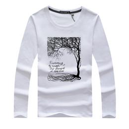 Swag Long T Shirts Australia - 2019 Mens T Shirts Fashion Swag Men Slim Long Sleeve T-shirt Mens T-shirt Camisas Masculinas Men Casual Tops Tees Swag