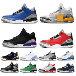 sneakers korea women NZ - men women basketball shoes VARSITY ROYAL Laser Orange red cement COURT PURPLE unc PIT CREW grateful Korea wolf grey sports sneakers