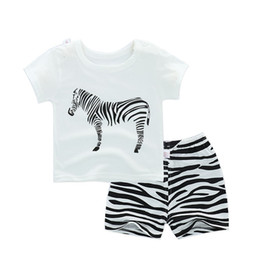 Body Tutu Australia - 2019 new summer baby girl clothes body suit quality 100% cotton kids clothing set cartoon baby boy clothes children's