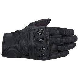 $enCountryForm.capitalKeyWord Australia - Motorcycle Race Short Leather Gloves Racing Riding Bike Motor Protective Motocross Black Gloves