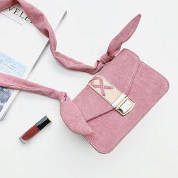 3df5ae1bb9f3 2019 Fashion Sweet Lady Square bag 2018 New High quality Velvet Women s Designer  Handbag Cute girl Small Shoulder Messenger bag Crossbody