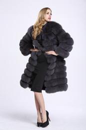 $enCountryForm.capitalKeyWord UK - NEW Style Hot Sale Fashion Coat Sexy Women Winter Warm upset Fox faux Fur Full Christmas pub Body Con Celebrity Coats Wholesale