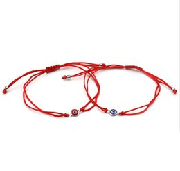 $enCountryForm.capitalKeyWord UK - Lucky Kabbalah Red String Hamsa Bracelets Blue Turkish Evil Eye Charms Women Handmade Fatima Friendship Jewelry