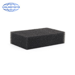 Discount sponge for washing cars - Car Wash Sponge Black Rough Durable Wheel Cleaner Rim Cleaning Brush Washing Tools Products for Auto Detail Clean
