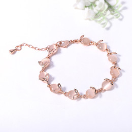 traditional korean accessories NZ - 2020 Korean version of Opal Bracelet Lady's Fresh Handset Accessories Wholesale Sales