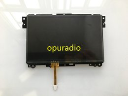 Volvo Dvd Australia - Original 7.0inch LCD display C070VW04 V0 With touch digitizer for Volvo car DVD GPS navigation LCD monitors