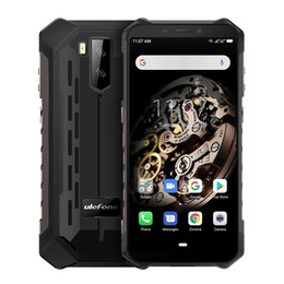 waterproof dustproof camera NZ - Ulefone Armor X5 Rugged Phone, 3GB+32GB IP68 IP69K Waterproof Dustproof Shockproof, Dual Back Cameras, Face Identification, 5000mAh Battery