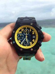 Mechanical water tiMer online shopping - Luxury Men s Watch V10 diamond watchLuxury Men s Waterproof Luxury Watch with Mechanical Timer Core designer watch