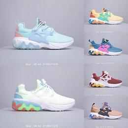 $enCountryForm.capitalKeyWord Australia - 2019h New Arrivals Full Color Presto Mid Epic React Running Shoes Fashion Cool Designer Sneakers Comfortable Men Women Jogging Shoes 36-45
