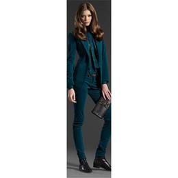$enCountryForm.capitalKeyWord UK - Popular 2 Piece Set Women Business Suits Job Ivterview Lady Trouser Suit Female Office Work
