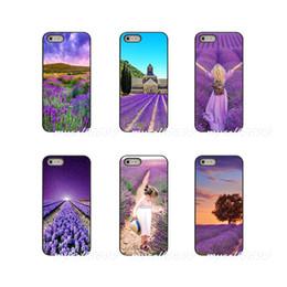 $enCountryForm.capitalKeyWord Australia - Provence Lavender Sport Hard Phone Case Cover For Samsung Galaxy A3 A5 A7 J2 J3 J5 J7 2015 2016 2017 Europe Prime