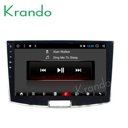 """Vw Stereos Android Australia - Krando Android 8.1 10.1"""" Big Screen Full touch car dvd Multimedia system radio player for VW MAGOTAN  CC 2012-2015 video gps BT wifi"""