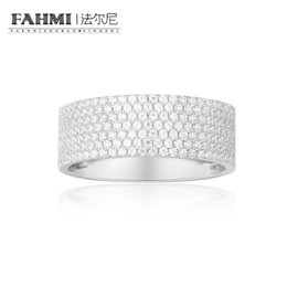 $enCountryForm.capitalKeyWord Australia - FAHMI 100%92 Sterling Silver Limited Edition Fashion Large Shop Ring - Silver A15762OX Women's Jewelry Free Shipping Wholesale