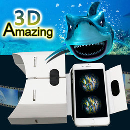 $enCountryForm.capitalKeyWord NZ - DIY 3D Glasses VR Box Portable Virtual Reality Glasses Google Cardboard For SmartPhones For Iphone X 7 8 VR