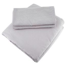 Cover Set Sheet UK - 3 Pcs   Set Sturdy Durable Modern Style 100% Polyester Bedding Set Pillowcase Fitted Sheet Duvet Cover