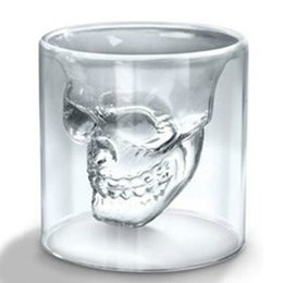 $enCountryForm.capitalKeyWord Australia - Transparant Skull Glass Wine Cup Creative Bar Beer Steins Red Tea Cup Home Party Drinking Juice Cup
