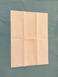 Soft White Paper Australia - Standard Size 1Ply Soft Airlaid paper Dinner Napkins,White 50 60 gsm Logo Printable Airlaid Paper Dinner Wet Tissue Napkin