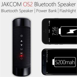Chinese  Jakcom OS2 Outdoor Bluetooth Speaker Waterproof 5200mAh Power Bank Bicycle Portable Subwoofer Bass Speaker LED light+Bike Mount manufacturers