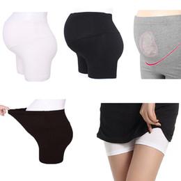 $enCountryForm.capitalKeyWord Australia - Women's fashion comfortable pregnant women's internal clothing women's elastic safety pants pure color cultivate one's morality pants of bir