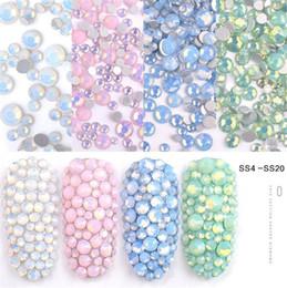 $enCountryForm.capitalKeyWord Australia - Nail Art Jewelry Flat Drill International Trade A Diamond Snow Crystal Glass Drill Diamond Small Diamond Zircon Nail Art Decorations 3