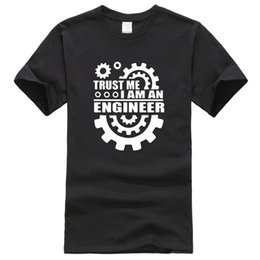 $enCountryForm.capitalKeyWord Australia - Summer Men's T-shirts Clothes 2019 Trust Me I Am An Engineer Letters Cotton T Shirt Fashion Popular Hot Harajuku Top Tees Brand