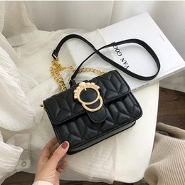 $enCountryForm.capitalKeyWord NZ - female 2019 new Korean version of the ocean chain small square bag fashion wild embroidery line shoulder diagonal package