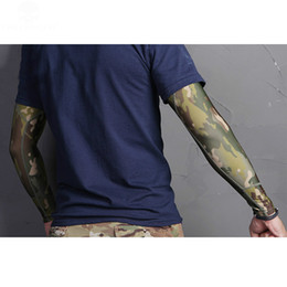 $enCountryForm.capitalKeyWord NZ - 2.0 UPF50+ Arm Tattoo Cover Cool Cycling Sleevelet Arm Sun Protection Arm Sleeves Cover Multicam