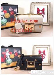 $enCountryForm.capitalKeyWord Australia - Men s travel Bags Women bag real Leather Handbags Leather keepall 45 Shoulder Bags totes 409487 size 20*14*8cm
