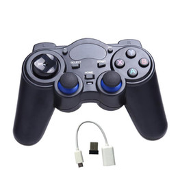 Analog Tablet UK - New Universal Anti-Sweat gamepad Anti-Slip Wireless Gamepads Dual Analog Joystick for Android TV Box Tablets PC