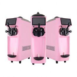 $enCountryForm.capitalKeyWord Australia - Low Price Small Capacity Mini Table Top Home Commercial 16L H 110v 220v 1 Flavor Soft Ice Cream Machine
