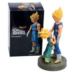 $enCountryForm.capitalKeyWord UK - 18CM Anime Dragon Ball Z Super Saiyan Gotenks Action Figure Master Stars Piece Dragonball Figurine Collectible Model Toys