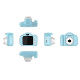 $enCountryForm.capitalKeyWord Australia - Mini LSR Cam Digital Camera for Kids Baby Cute Cartoon Multifunction Toy Camera Children Birthday Best Gift