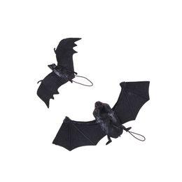 $enCountryForm.capitalKeyWord UK - Halloween Entire Simulation Toy Bats Pendant Entire Air Defense Simulation Animals Hot April Fool's Day Halloween Decorations