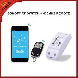 $enCountryForm.capitalKeyWord Australia - Factory direct Wi-Fi intelligent switch module DIY wireless remote control Domotica switch Wifi light home controller