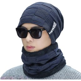$enCountryForm.capitalKeyWord Australia - 2018 NEW Winter Hats Skullies Beanies Hat Winter Beanies For Men Women Wool Scarf Caps Balaclava Mask Gorras Bonnet Knitted Hat