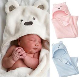 Bonito Blanket animal Baby Baby Bath Bath Toalha / crianças Bath Terry crianças infantil de banho / baby Robe EEA1329 em Promoção