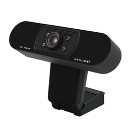 Webcam online shopping - 1080P USB2 Web Camera Wide Compatibility Auto Focus Computer Laptop Webcams Camera With Noise Reduction Microphone
