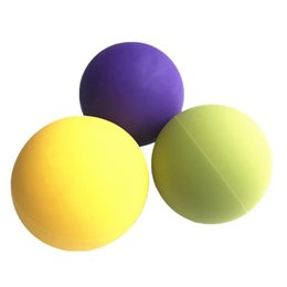 $enCountryForm.capitalKeyWord Australia - Silicone Yoga Massage Ball Physical Therapy Deep Tissue Massage Tool Myofascial Release Muscle Relaxer Acupoint Balls