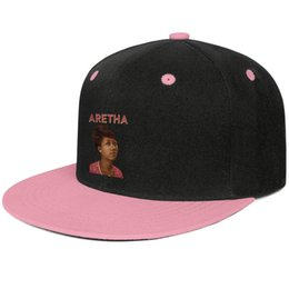 $enCountryForm.capitalKeyWord Australia - Aretha Franklin Art Painting Snapback Baseball Caps Flatbrim Sun Hat Crazy Adjustable